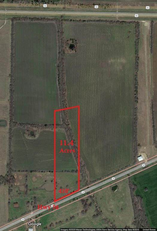 TRACT-6 E Hwy 56, Honey Grove, TX 75446 (MLS #14462789) :: Real Estate By Design