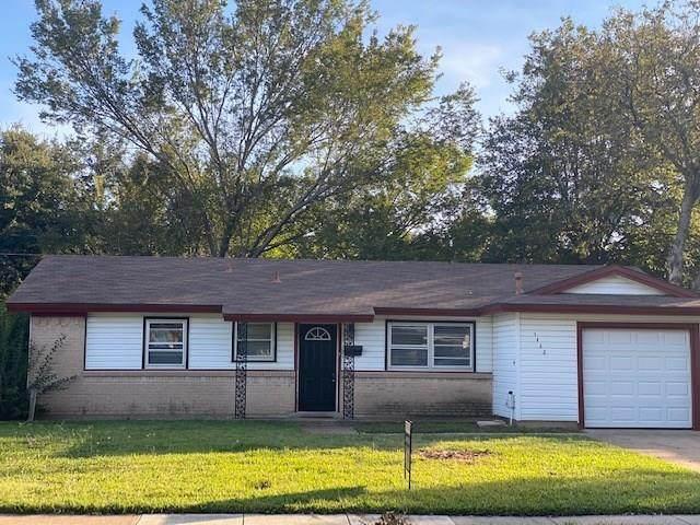 1822 Cunningham Street, Irving, TX 75062 (MLS #14463408) :: Keller Williams Realty