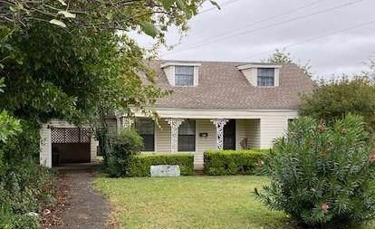 2116 Rosebud Drive, Irving, TX 75060 (MLS #14463721) :: Hargrove Realty Group