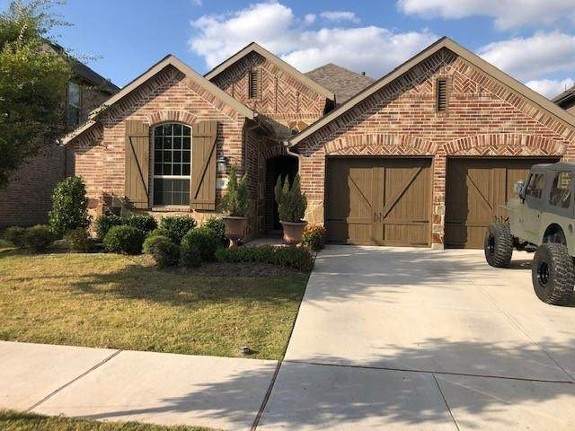 14932 Gentry Drive, Aledo, TX 76008 (MLS #14464844) :: The Tierny Jordan Network