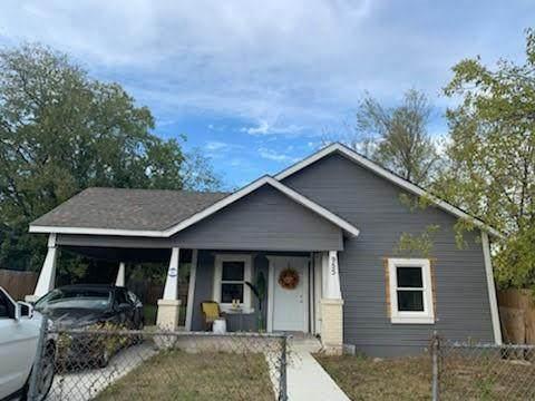 955 E Humbolt Street, Fort Worth, TX 76104 (MLS #14465696) :: The Heyl Group at Keller Williams