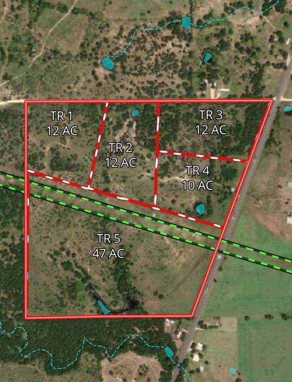 TBD County Road 470, Stephenville, TX 76401 (MLS #14466278) :: The Kimberly Davis Group