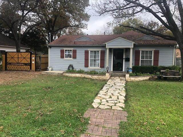113 S Ellis Street, Lancaster, TX 75146 (MLS #14466493) :: Real Estate By Design