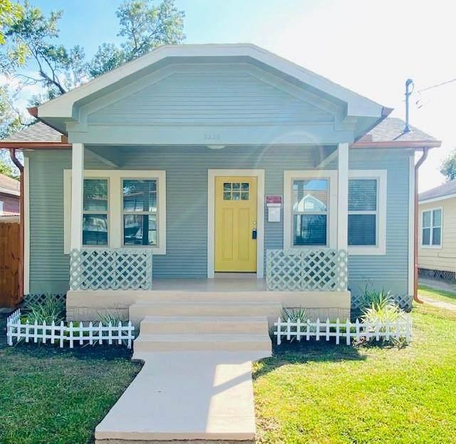 5220 Leeland Street, Houston, TX 77023 (MLS #14471348) :: The Kimberly Davis Group