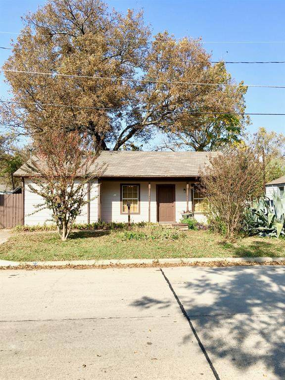 515 Armstrong Drive, Garland, TX 75040 (MLS #14471478) :: The Hornburg Real Estate Group