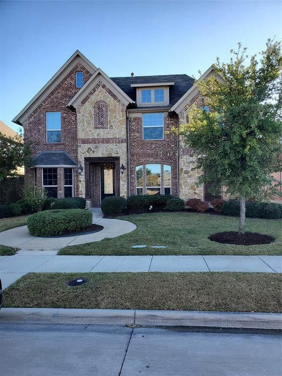 1143 Ranch Gate Lane, Frisco, TX 75036 (MLS #14472859) :: Real Estate By Design