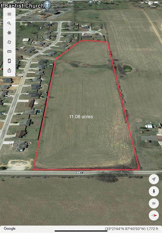 11 County Rd 2690, Alvord, TX 76225 (MLS #14472888) :: All Cities USA Realty