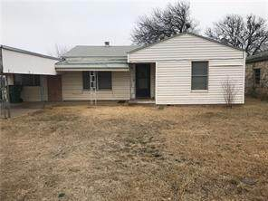 675 S Main Street, Jacksboro, TX 76458 (MLS #14473207) :: RE/MAX Pinnacle Group REALTORS