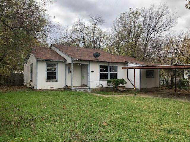 2112 18th Street, Mineral Wells, TX 76067 (MLS #14473776) :: Potts Realty Group