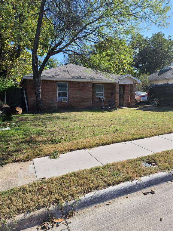 318 Avenue G Street, Dallas, TX 75203 (MLS #14473979) :: The Kimberly Davis Group
