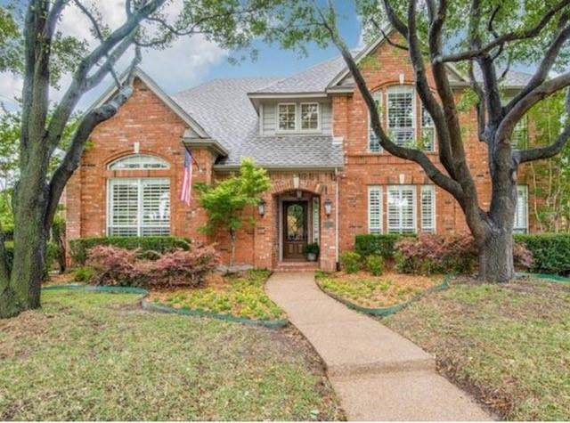 6100 Aberdeen Drive, Plano, TX 75093 (#14474011) :: Homes By Lainie Real Estate Group