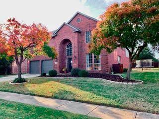4005 Windy Meadow Drive, Corinth, TX 76208 (MLS #14474166) :: The Kimberly Davis Group