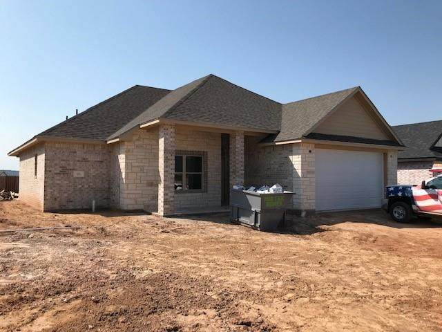 151 Carriage Hills Parkway, Abilene, TX 79602 (MLS #14474337) :: Premier Properties Group of Keller Williams Realty