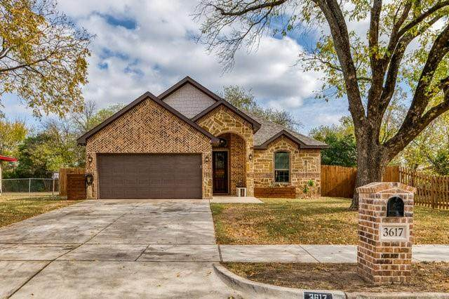 3617 Griggs Avenue, Fort Worth, TX 76119 (MLS #14474611) :: The Mauelshagen Group