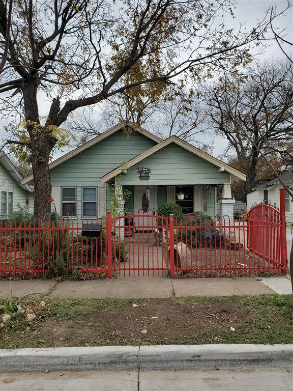 1029 W Hammond Street, Fort Worth, TX 76115 (MLS #14475234) :: Premier Properties Group of Keller Williams Realty