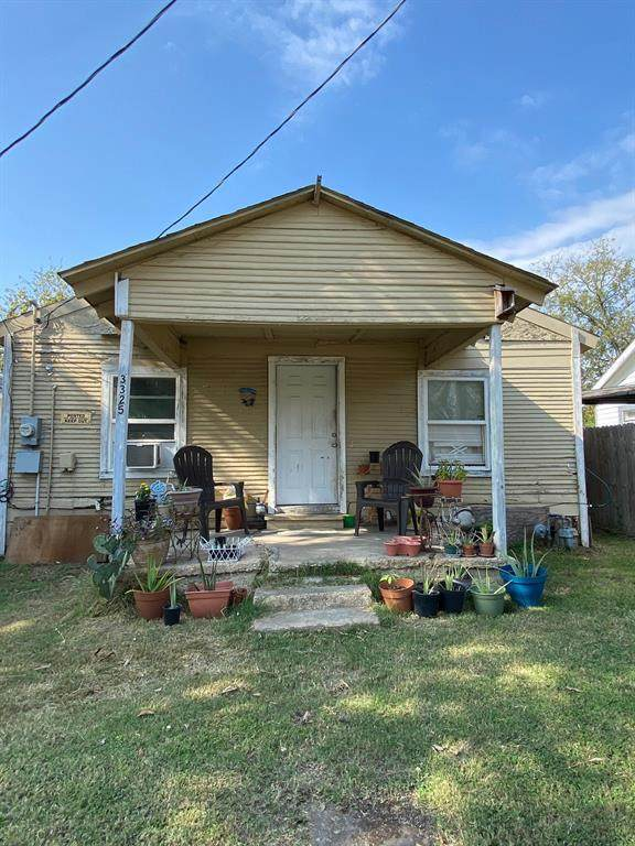 3325 Brantley Street, Dallas, TX 75212 (MLS #14475365) :: The Heyl Group at Keller Williams