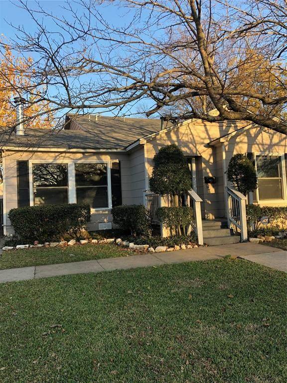 1811 N Wharton Street, Sherman, TX 75092 (MLS #14476983) :: Robbins Real Estate Group