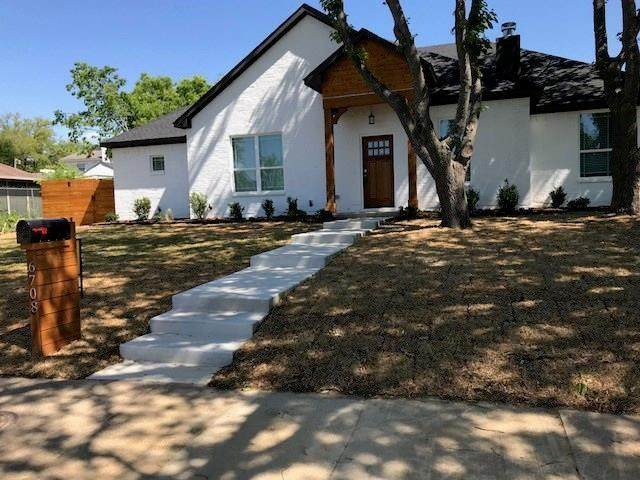 6708 Keswick Drive, Dallas, TX 75232 (MLS #14477003) :: The Good Home Team