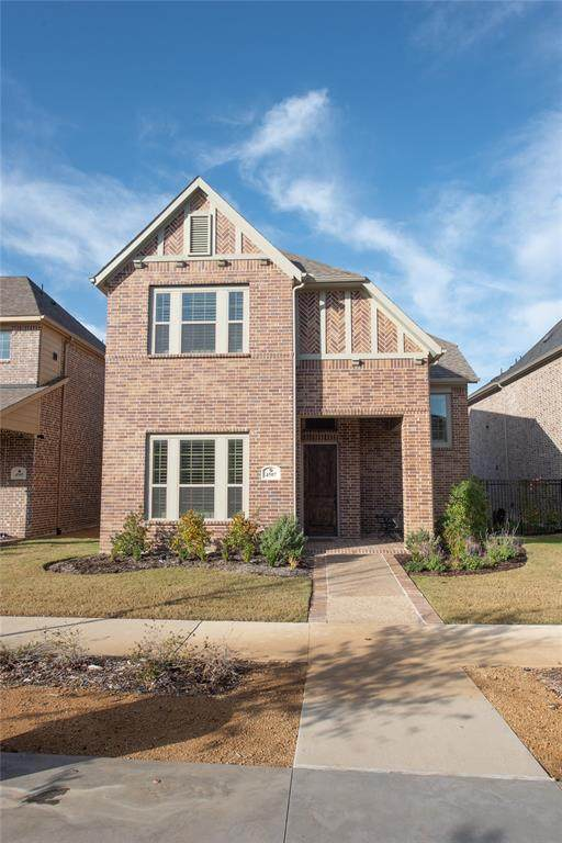 4507 Ebony Sky Trail, Arlington, TX 76005 (MLS #14477700) :: The Hornburg Real Estate Group