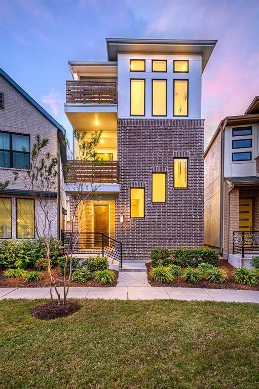 7824 Verona Place, Dallas, TX 75231 (MLS #14477838) :: The Kimberly Davis Group