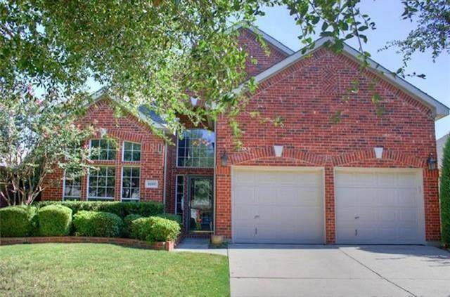 8005 Pretoria Place, Fort Worth, TX 76123 (MLS #14477996) :: The Hornburg Real Estate Group
