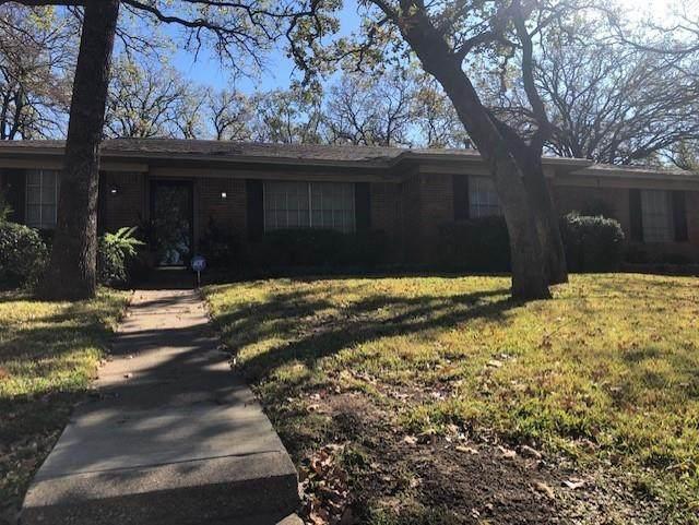 3310 Woodford Drive, Arlington, TX 76013 (MLS #14478046) :: Robbins Real Estate Group