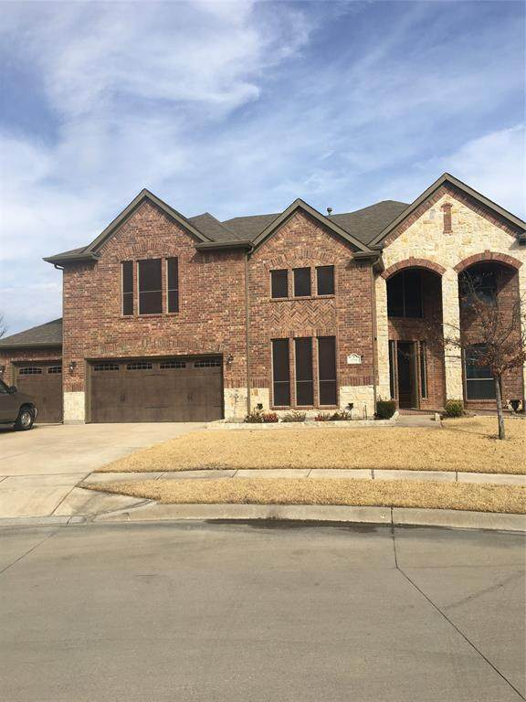 1216 Brendam Court, Roanoke, TX 76262 (MLS #14478343) :: The Kimberly Davis Group