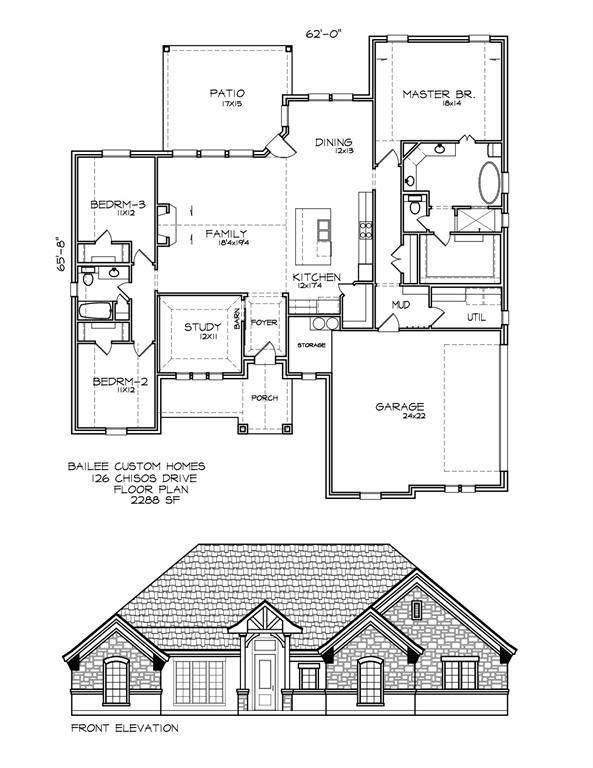 126 Chisos Drive, Decatur, TX 76234 (MLS #14479168) :: Trinity Premier Properties