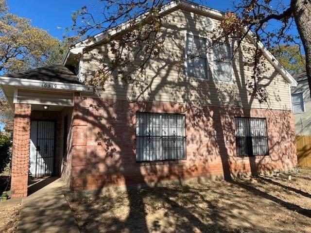 10319 Budtime Lane, Dallas, TX 75217 (MLS #14479723) :: Frankie Arthur Real Estate