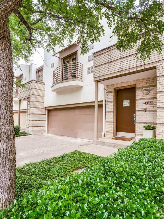 4316 Gilbert Avenue, Dallas, TX 75219 (MLS #14480589) :: Keller Williams Realty