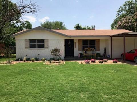 3761 Concord Drive, Abilene, TX 79603 (MLS #14481494) :: Keller Williams Realty