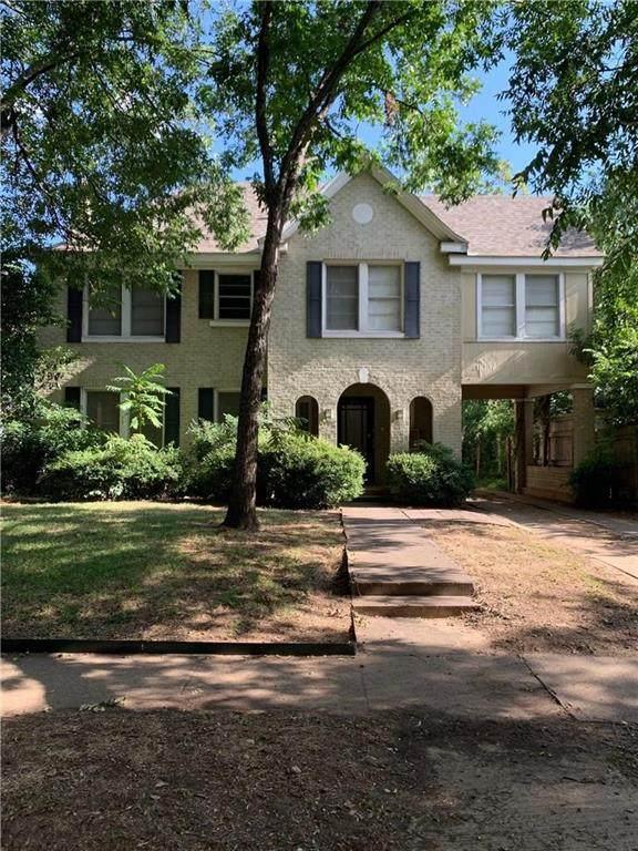 4032 Hawthorne, Dallas, TX 75219 (MLS #14482283) :: Feller Realty