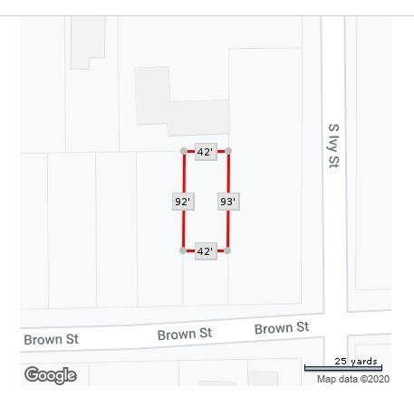 TBD Brown Street, Hillsboro, TX 76645 (MLS #14483171) :: Epic Direct Realty