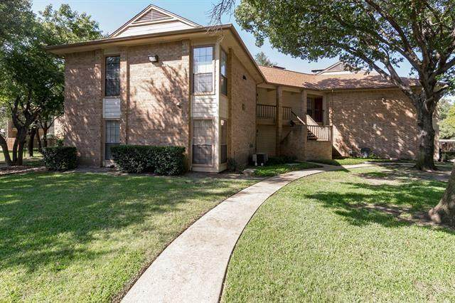16301 Ledgemont Lane #287, Addison, TX 75001 (MLS #14483226) :: Real Estate By Design
