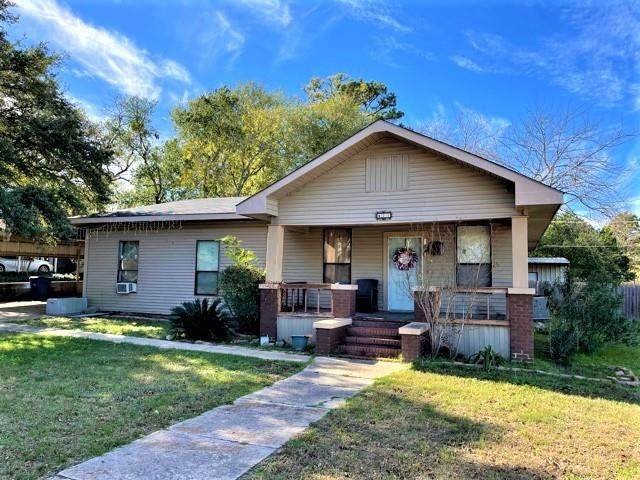 421 N 9th Avenue, Teague, TX 75860 (MLS #14483361) :: The Mitchell Group