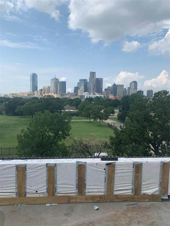 1813 Park Avenue #203, Dallas, TX 75215 (MLS #14483638) :: Maegan Brest | Keller Williams Realty