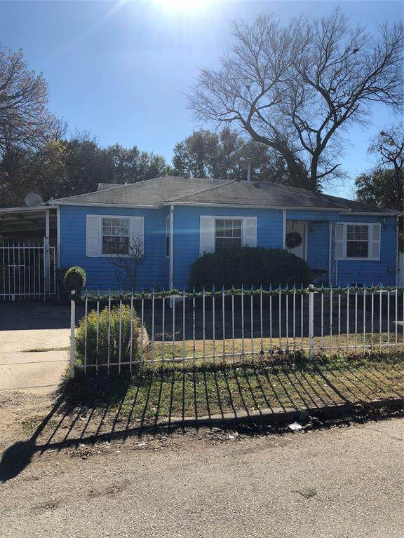1012 Nolte Drive, Dallas, TX 75208 (MLS #14485492) :: The Kimberly Davis Group
