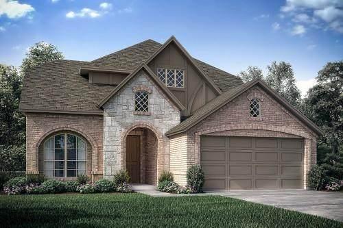2496 Timber Hills Drive, Burleson, TX 76028 (MLS #14486563) :: The Juli Black Team