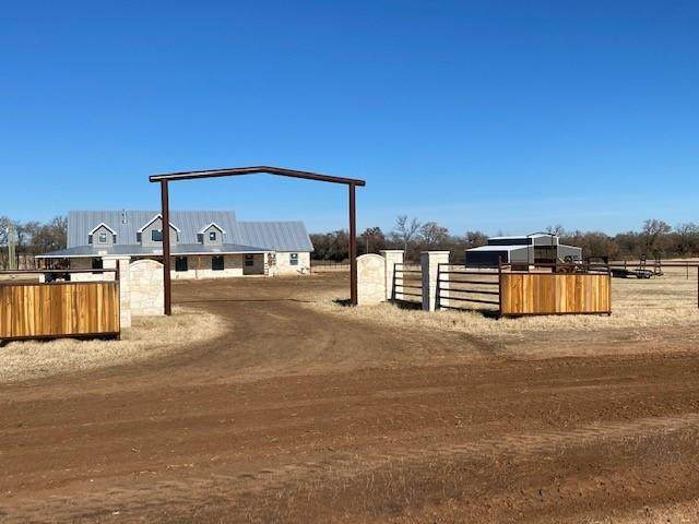 615 Pr 1729, Stephenville, TX 76401 (MLS #14487784) :: The Mitchell Group
