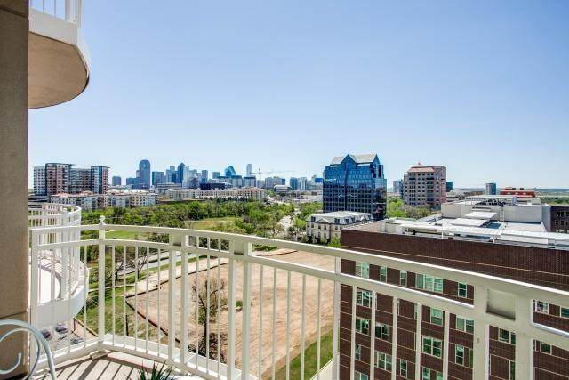 3225 Turtle Creek Boulevard #916, Dallas, TX 75219 (MLS #14488144) :: Team Tiller