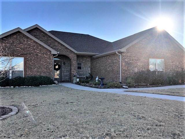 297 Weatherby Street, Tuscola, TX 79562 (MLS #14489205) :: The Chad Smith Team
