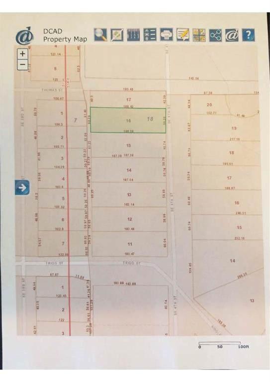605 4th Street, Grand Prairie, TX 75051 (MLS #14489840) :: The Kimberly Davis Group