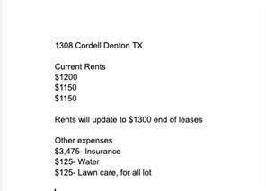 1304 Cordell Street, Denton, TX 76201 (MLS #14491553) :: The Kimberly Davis Group