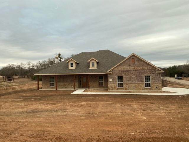 104 Cottongame Road, Weatherford, TX 76088 (MLS #14491730) :: The Daniel Team
