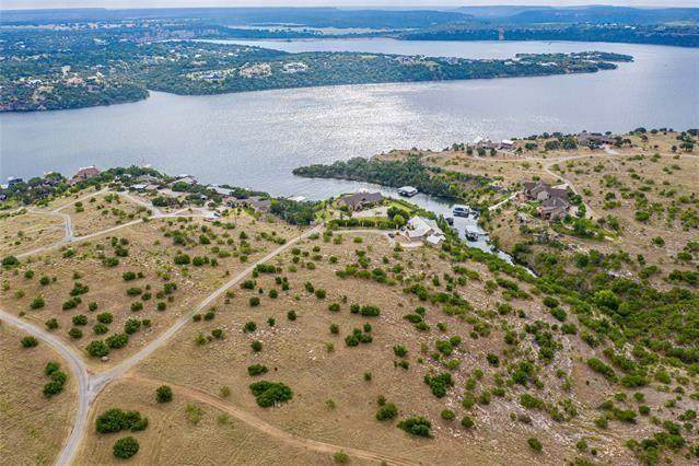 Lot 82 Songbird Cove, Possum Kingdom Lake, TX 76449 (MLS #14492129) :: The Kimberly Davis Group