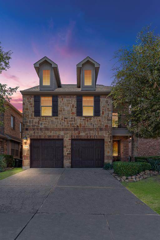 1316 Cog Hill Drive, Fort Worth, TX 76120 (MLS #14493205) :: The Mauelshagen Group