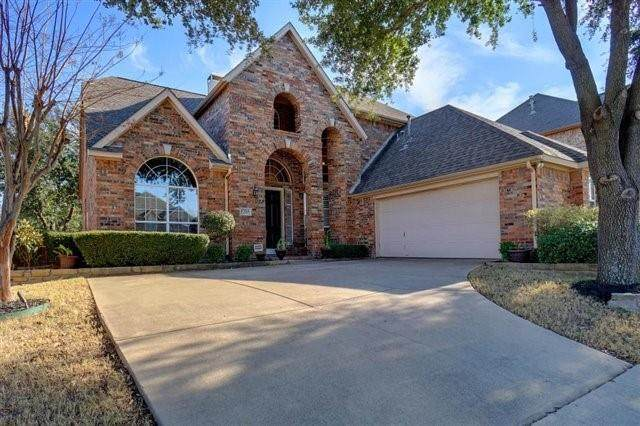 1205 Elmgrove Lane, Keller, TX 76248 (MLS #14494580) :: Team Hodnett