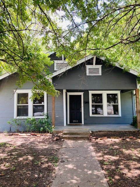 2511 Madera Street, Dallas, TX 75206 (MLS #14496707) :: Keller Williams Realty