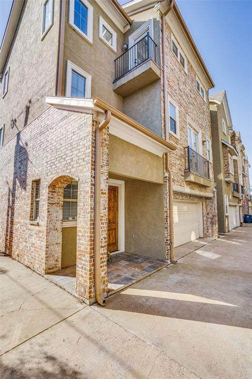 1922 Euclid Avenue D, Dallas, TX 75206 (MLS #14496813) :: The Mauelshagen Group