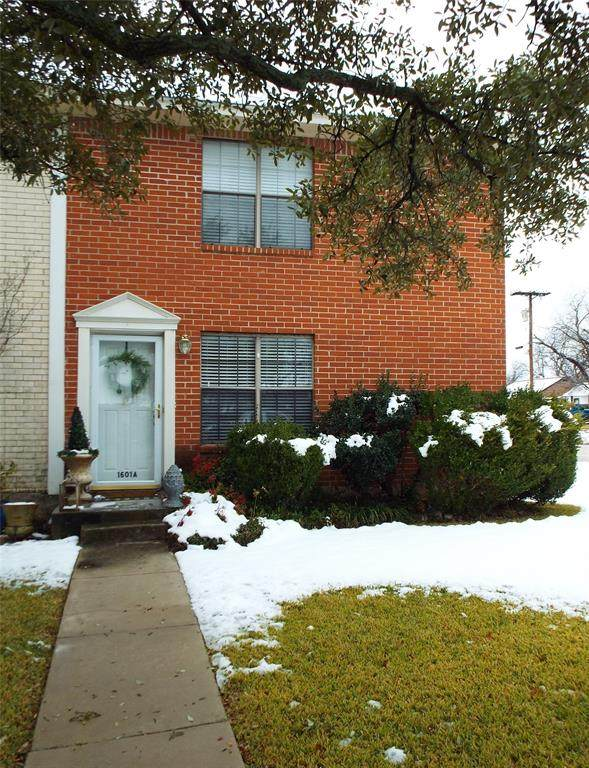 1601 14th Street A, Brownwood, TX 76801 (MLS #14498476) :: The Kimberly Davis Group